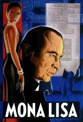 Постер Мона Лиза