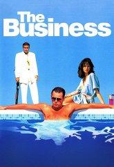 Постер Конкретный бизнес