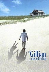 Постер Джиллиан на день рождения