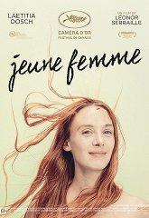 Постер Молодая женщина