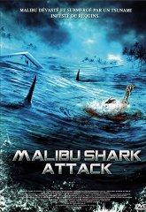 Постер Акула Малибу