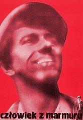 Постер Человек из мрамора