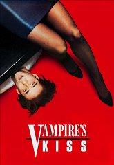 Постер Поцелуй вампира