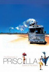 Постер Присцилла — королева пустыни