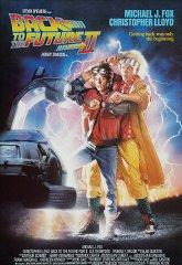 Постер Назад в будущее-2