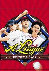 Постер Их собственная лига