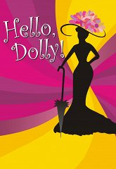 Постер Хелло, Долли!