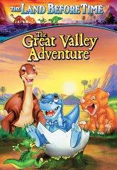 Постер Земля до начала времен-2: Приключения в Великой Долине