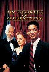 Постер Шесть степеней отчуждения