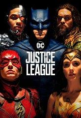 Постер Лига справедливости