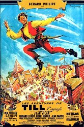 Постер Приключения Тиля Уленшпигеля