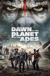 Постер Планета обезьян: Революция