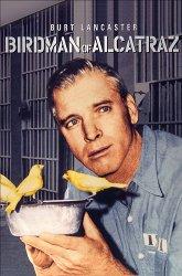 Постер Любитель птиц из Алькатраса