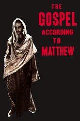 Постер Евангелие от Матфея