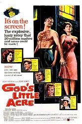 Постер Божья делянка
