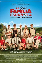 Постер Моя большая испанская семья