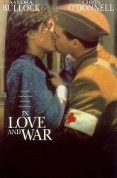 Постер В любви и войне