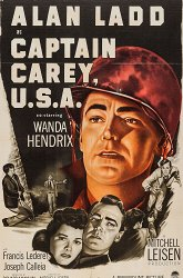 Постер Капитан Кэри, США
