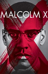 Постер Малкольм Икс