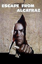 Постер Побег из Алькатраса