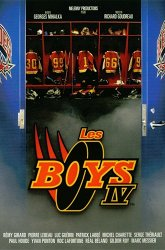 Постер Les Boys IV