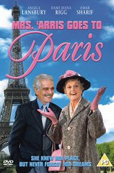Постер Миссис Харрис едет в Париж