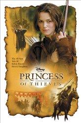 Постер Дочь Робин Гуда: Принцесса воров