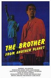Постер Брат с другой планеты