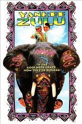 Постер Невероятные приключения янки в Африке