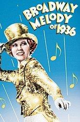 Постер Бродвейская мелодия 1936 года