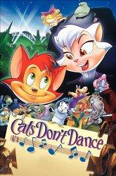 Постер Коты не танцуют