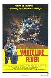 Постер Лихорадка на белой полосе