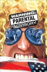 Постер Внимание! Нецензурные выражения