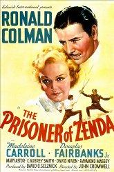 Постер Пленник Зенды