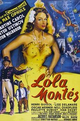 Постер Лола Монтес