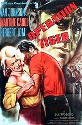 Постер Действие тигра