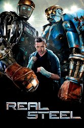 Постер Живая сталь