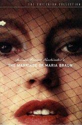 Постер Замужество Марии Браун
