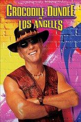 Постер «Крокодил» Данди в Лос-Анджелесе
