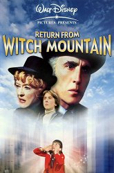 Постер Возвращение с Ведьминой горы
