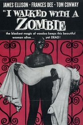 Постер Я шла рядом с зомби