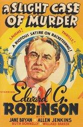 Постер Легкое дело об убийстве