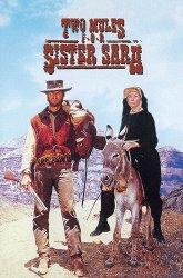 Постер Два мула для сестры Сары