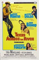Постер За рекой — Техас
