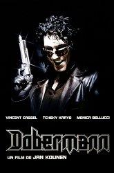Постер Доберман