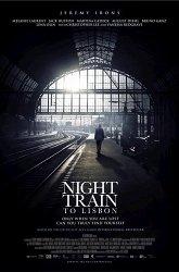 Постер Ночной поезд до Лиссабона
