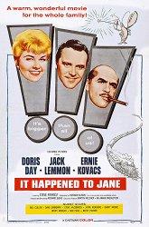 Постер Это случилось с Джейн