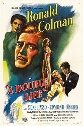 Постер Двойная жизнь