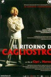 Постер Возвращение Калиостро