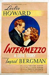 Постер Интермеццо — любовная история